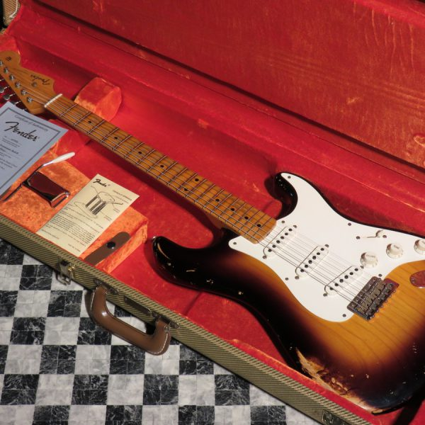 Fender Custom Shop Team Build Custom 1956 Stratocaster Relic