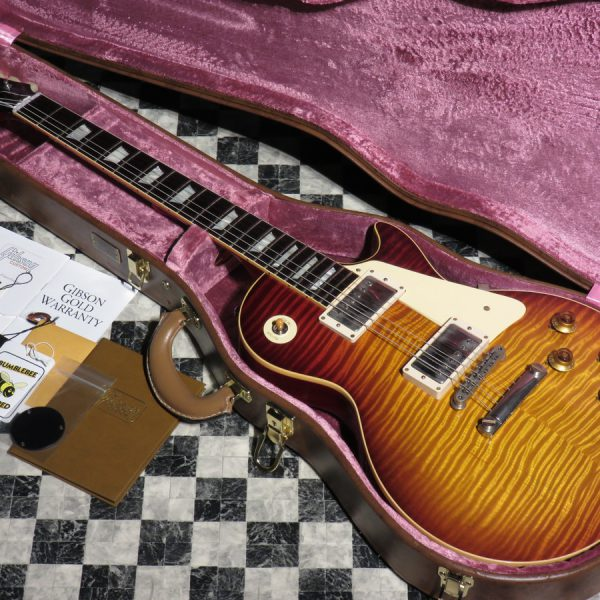 Gibson Custom Shop 2018 Historic Collection 1959 Les Paul Standard VOS M2M