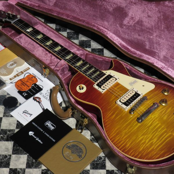 Gibson Custom Shop Historic Collection 60th Anniversary 1959 Les Paul Standard VOS M2M