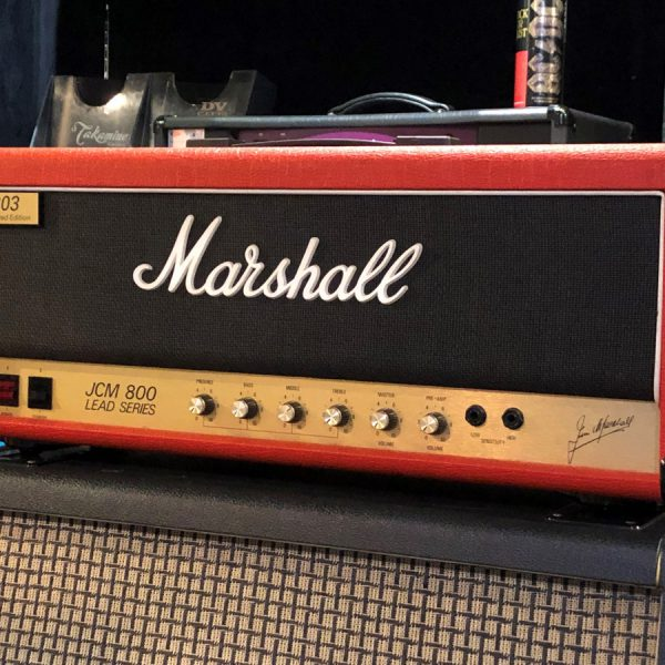 Marshall 1995 Limited Edition JCM 800 2203