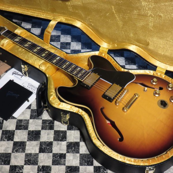 Gibson Memphis Historic Series 1964 ES-345TD VOS 2015