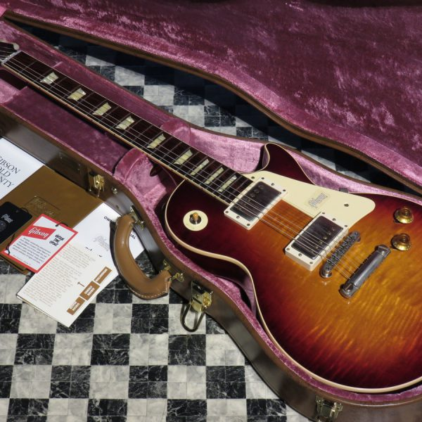 Gibson Custom Shop Historic Collection 1958 Les Paul Standard Reissue VOS Hand Select