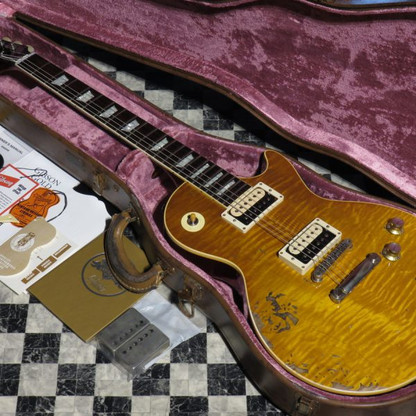 Gibson Custom Shop Historic Collection 60th Anniversary 1959 Les Paul Standard  Heavy Aged PSL